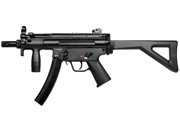 Cheap H&K MP5 K-PDW CO2 BB Gun 0.177