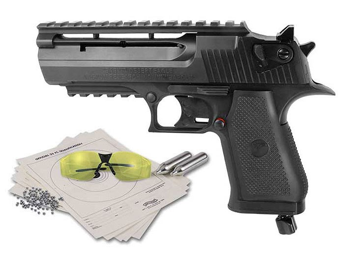 Magnum Research Baby Desert Eagle BB gun kit