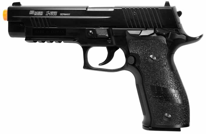 SIG Sauer P226 X-FIVE Full Metal Co2 GBB Airsoft