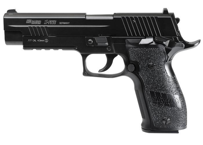 SIG Sauer P226 X-Five CO2 Pistol 0.177 Image