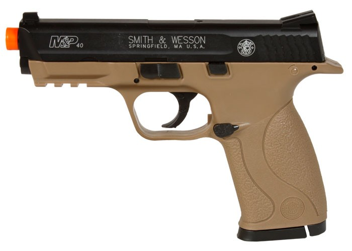 Smith & Wesson.