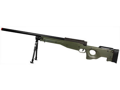 UTG Type 96 Green Airsoft Sniper w/Upgraded Spring