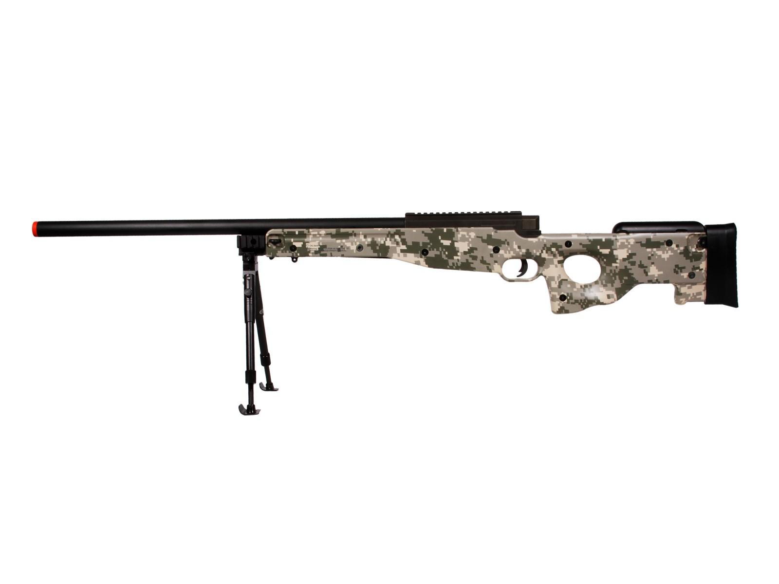 UTG Type 96 Army Digital Sniper w/Upgraded Spring