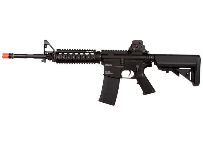 KWA KM4 RIS Metal AEG Airsoft Rifle, 2013 Model