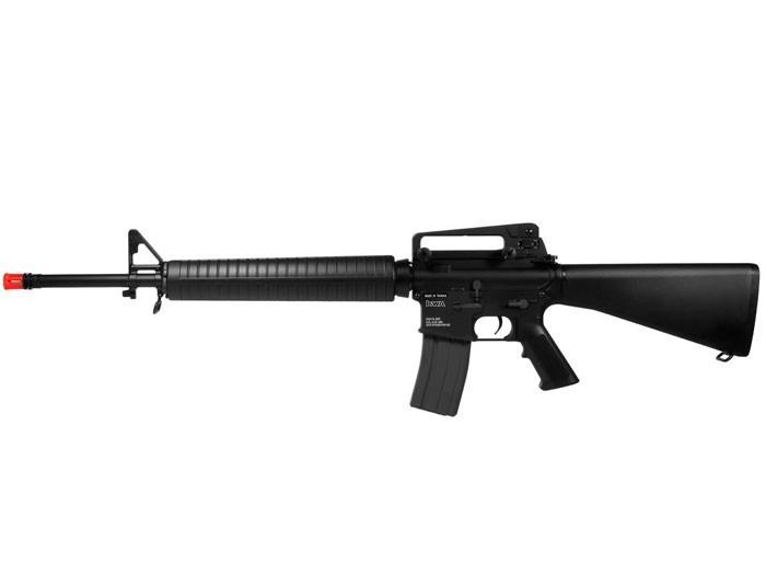 KWA KM16 Airsoft Battle Rifle AEG,  2013 Model