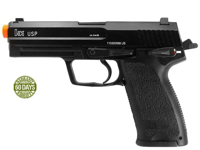 H&K KWA USP with NS2 Gas Blow Back System