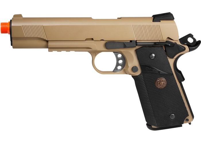 WE_Full_Metal_1911_MEU_Desert_Gas_Pistol_wRail_6mm