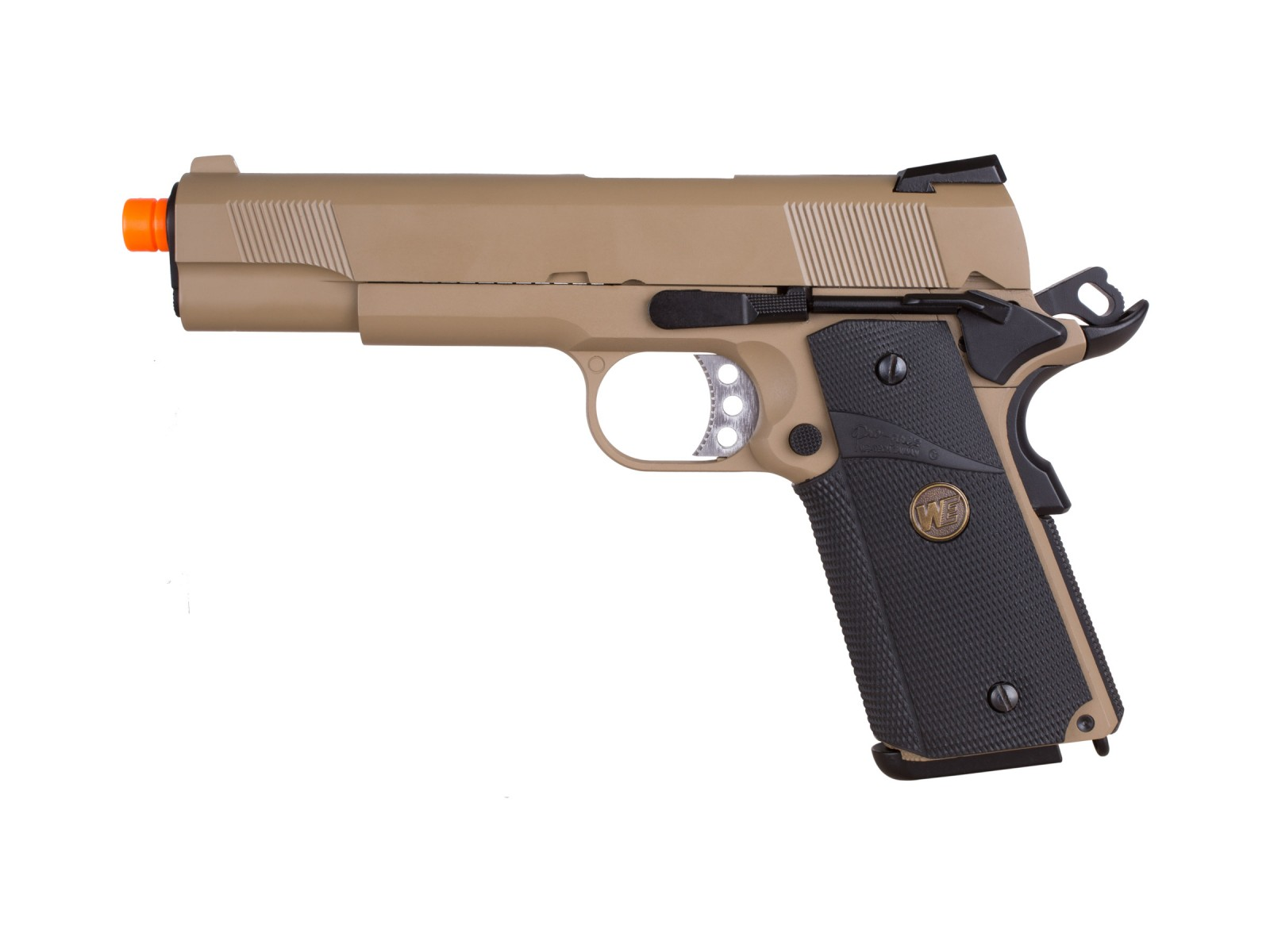 WE_Full_Metal_1911_MEU_Desert_Gas_Pistol_6mm