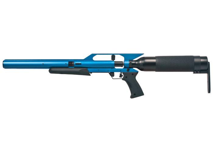 AirForce Talon SS PCP Air Rifle, Spin-Loc, Blue