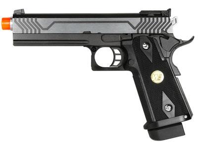 WE Hi-Capa 5.1 M  Gas Airsoft Pistol