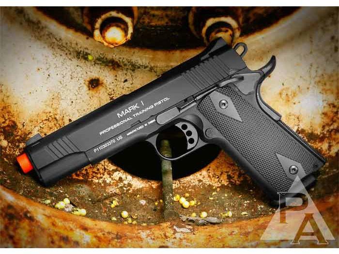 KWA M1911 MKI PTP Blowback, Metal Gas Pistol