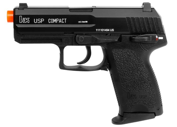 H&K KWA Compact  USP Airsoft, NS2 System