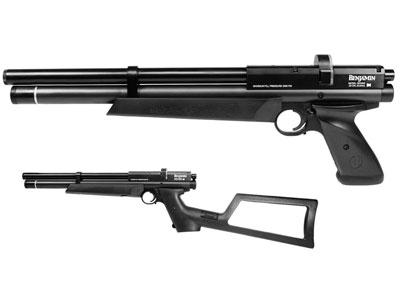 Benjamin Marauder PCP Air Pistol Pump Combo 0.22