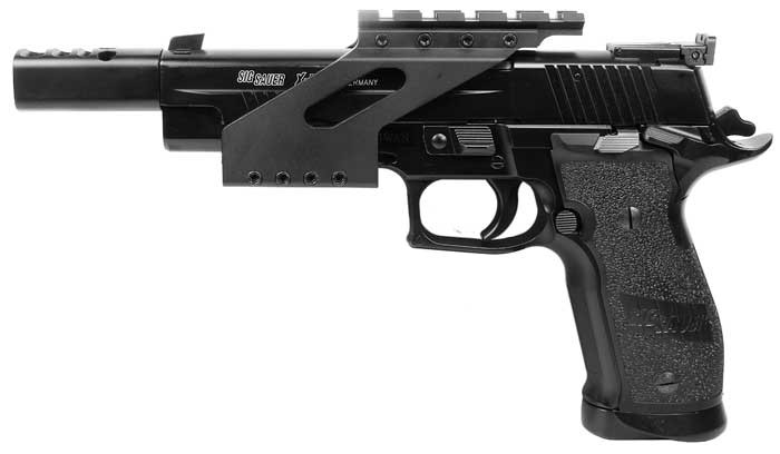 SIG Sauer P226 X-Five Open Combo