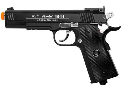 TSD Tactical-601 CO2 Blowback M1911, BBB