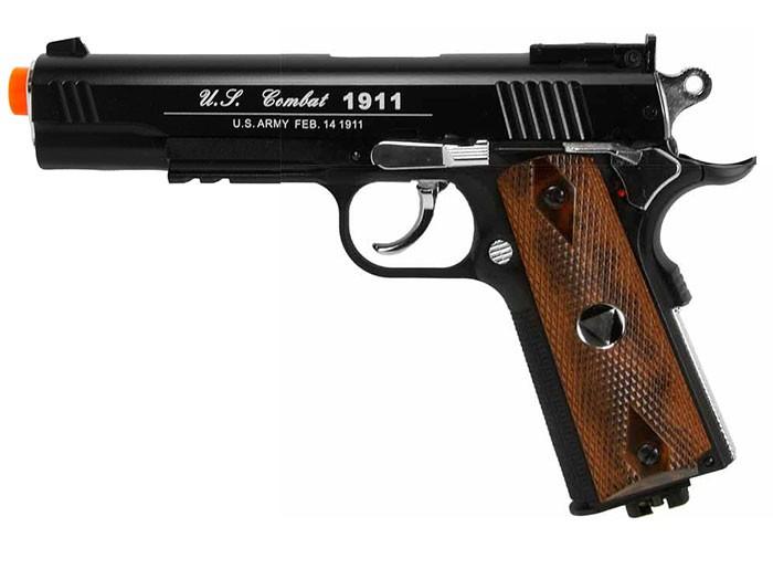 TSD Tactical-601 CO2 Blowback M1911, BBW