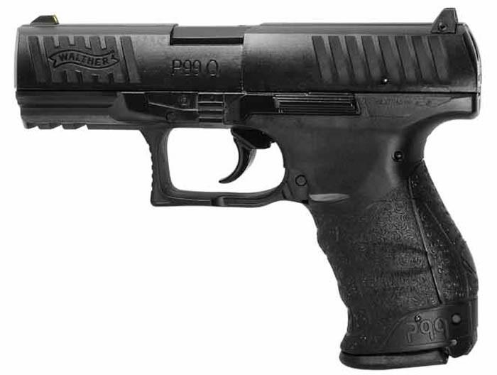 Cheap Walther PPQ / P99 Q CO2 pistol 0.177