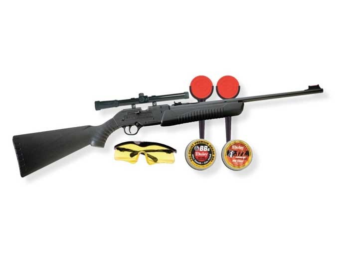 Daisy Powerline 901 Air Rifle Kit 0.177