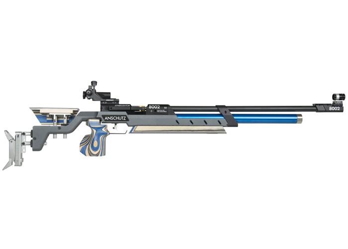Anschutz 8002 S2, Textured Grey Aluminum Air Rifle