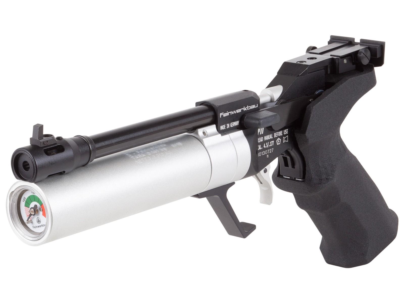 Feinwerkbau P11 Piccolo Air Pistol (Long)