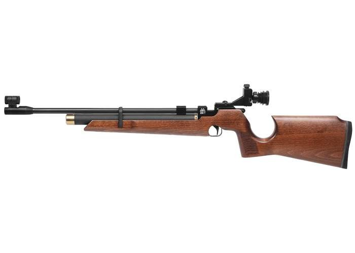 Air Arms T200 Sporter Air Rifle, Target Sights
