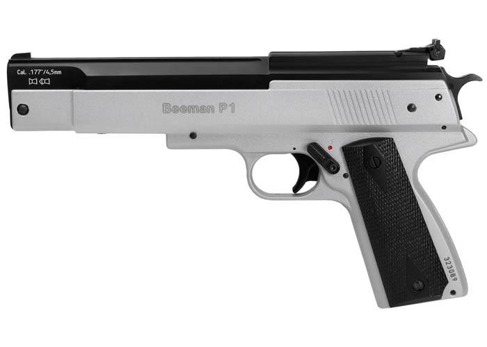 Beeman P1 Stainless Look Air Pistol