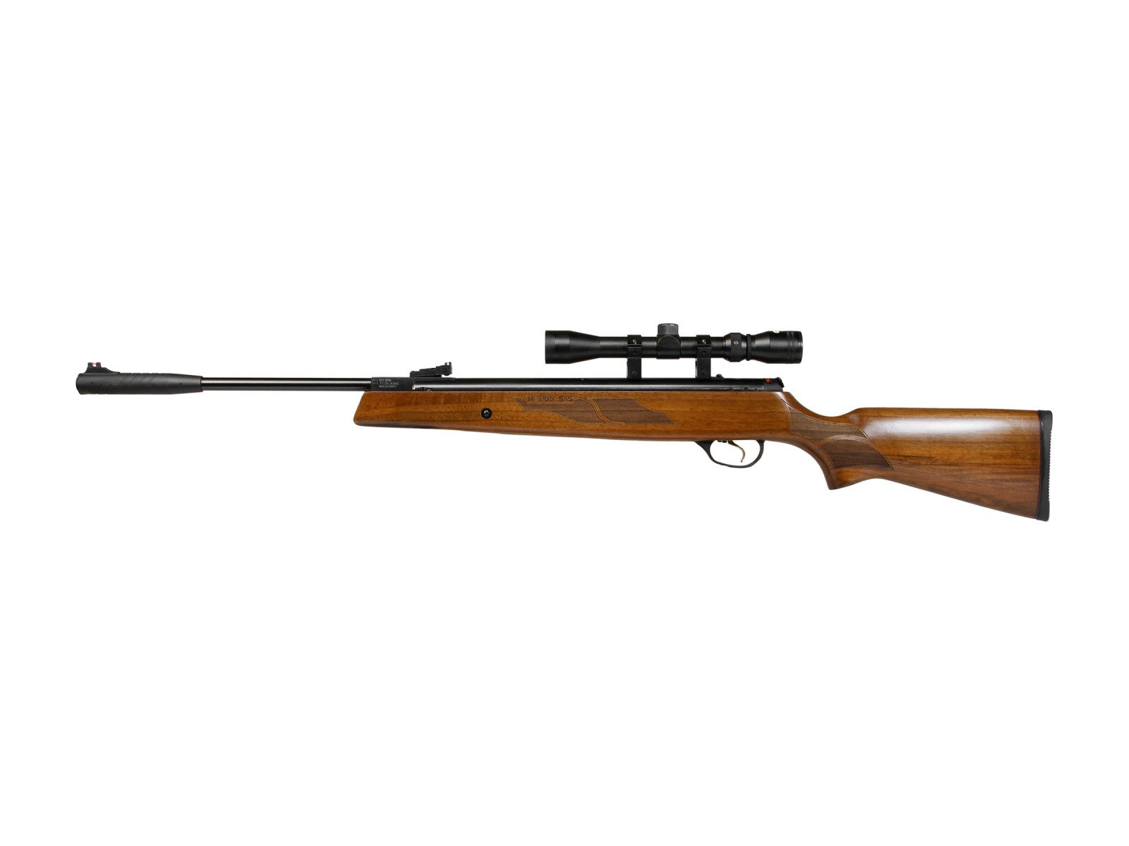 Hatsan 95 Air Rifle Combo, Walnut Stock 0.177 Image
