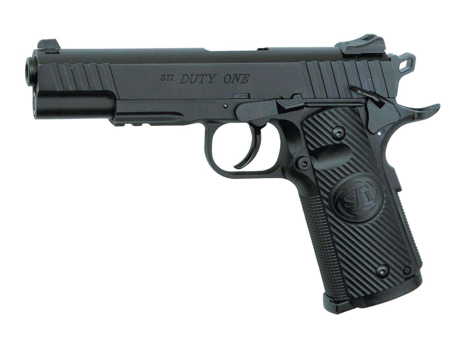 Cheap STI Duty One CO2 BB Pistol 0.177