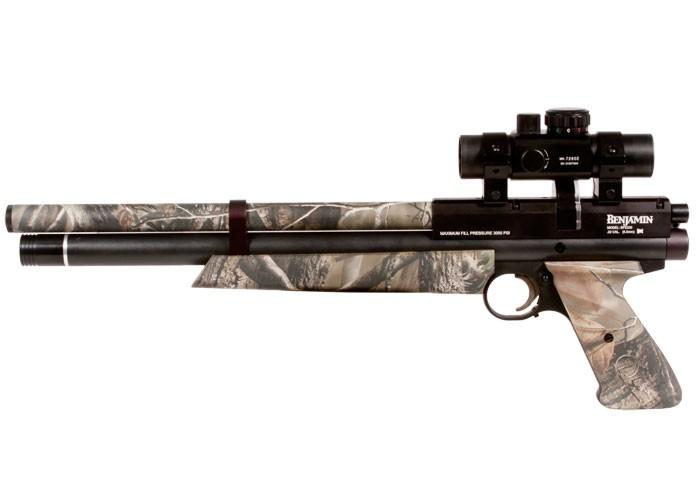 Benjamin Marauder Woods Walker Air Pistol 0.22