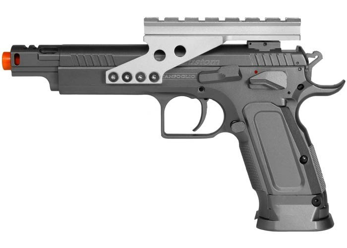 Tanfoglio Gold Custom CO2 Blowback, Airsoft Pistol