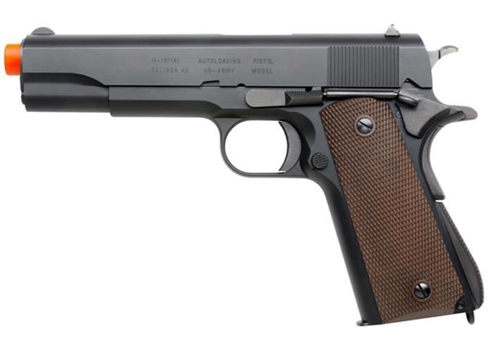 KWA 1911A1 Gas Blowback Airsoft Pistol
