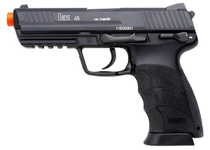 H&K KWA HK45 Gas Blowback Airsoft Pistol