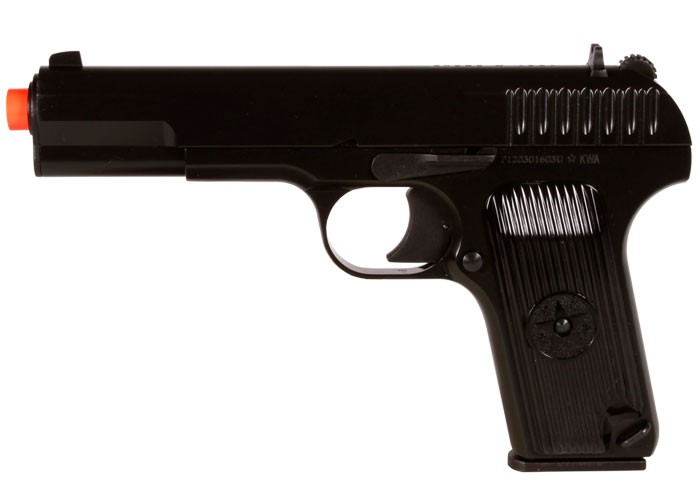 KWA TT-33 Gas Blowback Airsoft Pistol