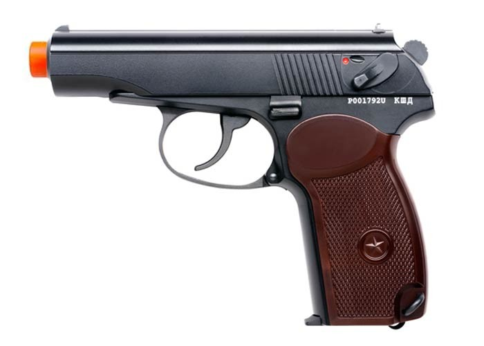 KWA MKV Gas Blowback Airsoft Pistol