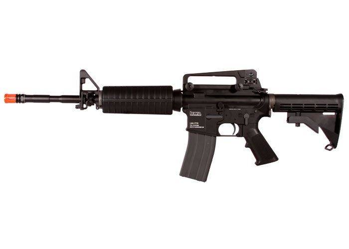 KWA_LM4_PTR_Gas_Blowback_Airsoft_Rifle_6mm