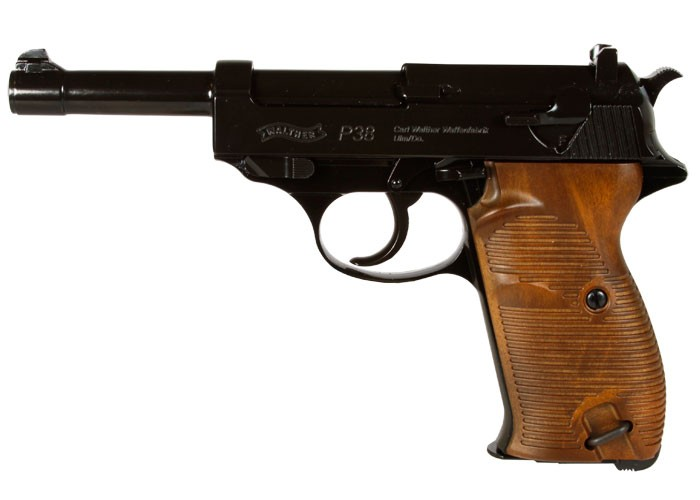 Walther P38 CO2 BB Pistol