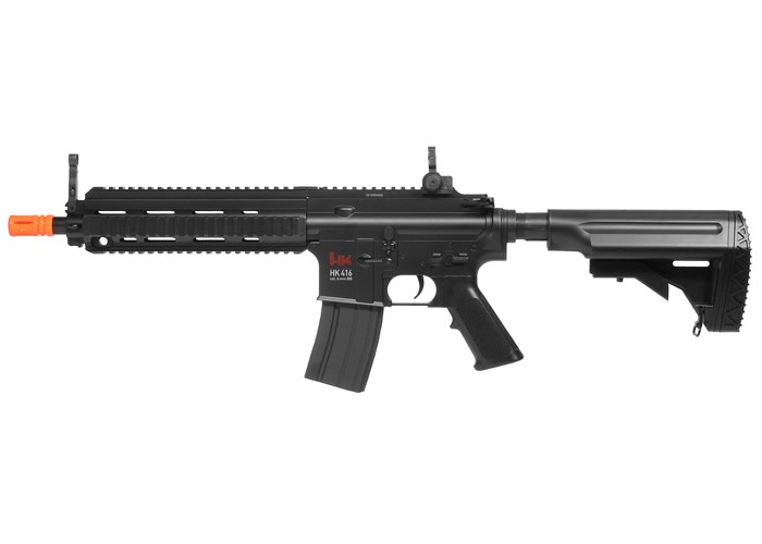 Carabine H&K 416 AEG Airsoft, noire 6 mm