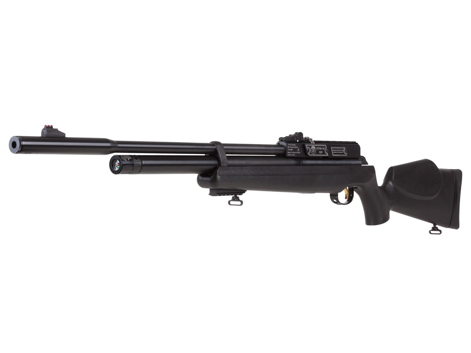 Hatsan AT44 QE PCP Air Rifle, Open Sights 0.25 Image