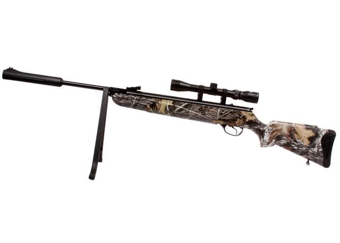 hatsan 85 sniper air rifle combo mobu camo stock air rifles