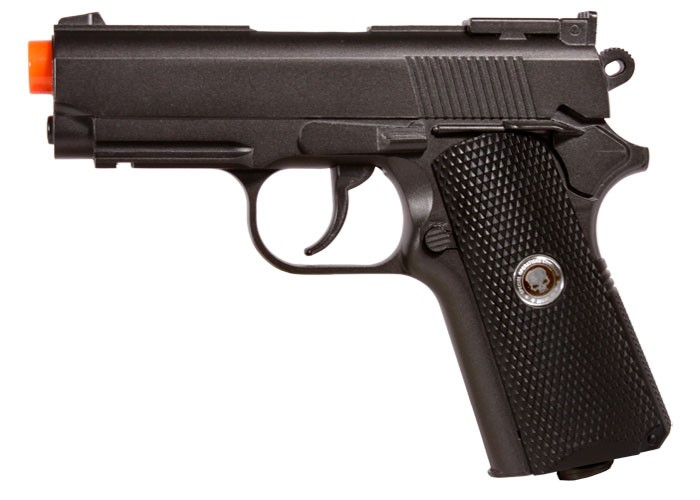 Aftermath PS Compact CO2 Full Metal Airsoft Pistol