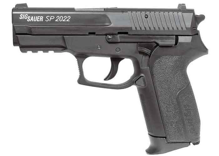 SIG Sauer SP2022 CO2 BB Pistol, Metal Mag