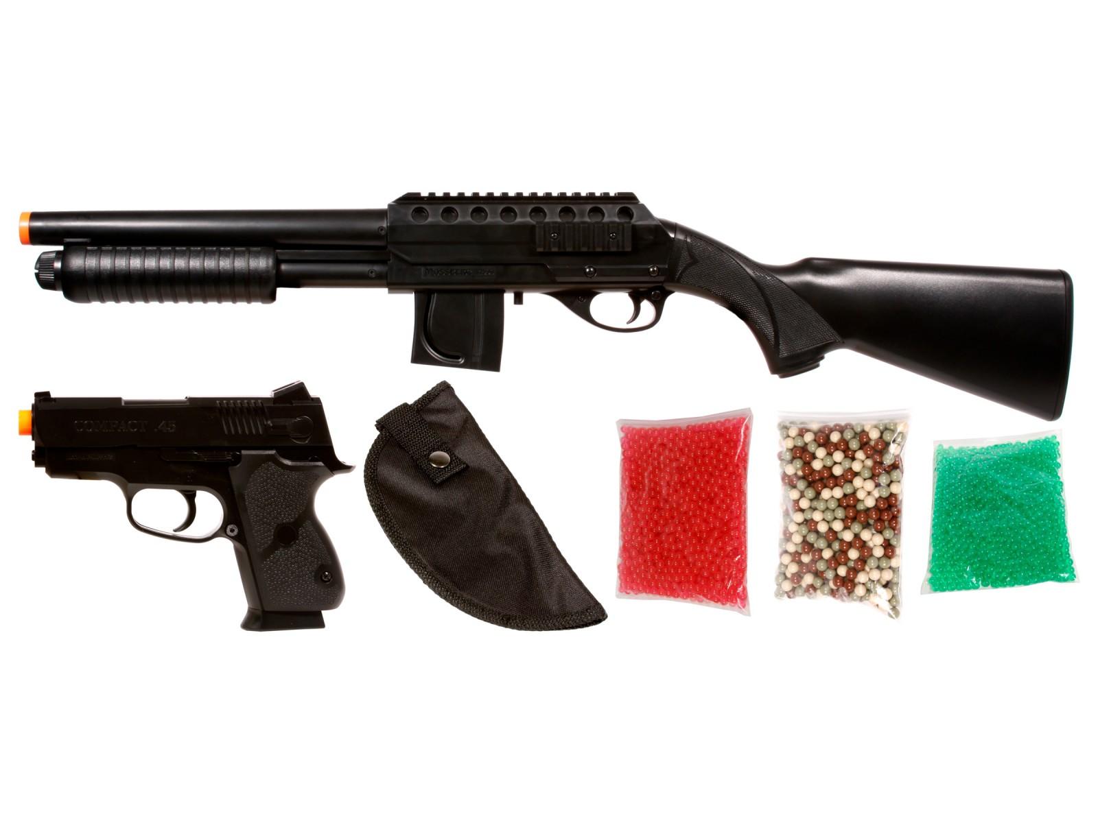Mossberg Tactical Airsoft Shotgun Kit, Full Stock  6mm Image