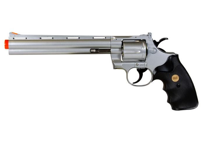 Cheap TSD UHC 141SR Gas Airsoft Revolver, 8″ Barrel 6mm