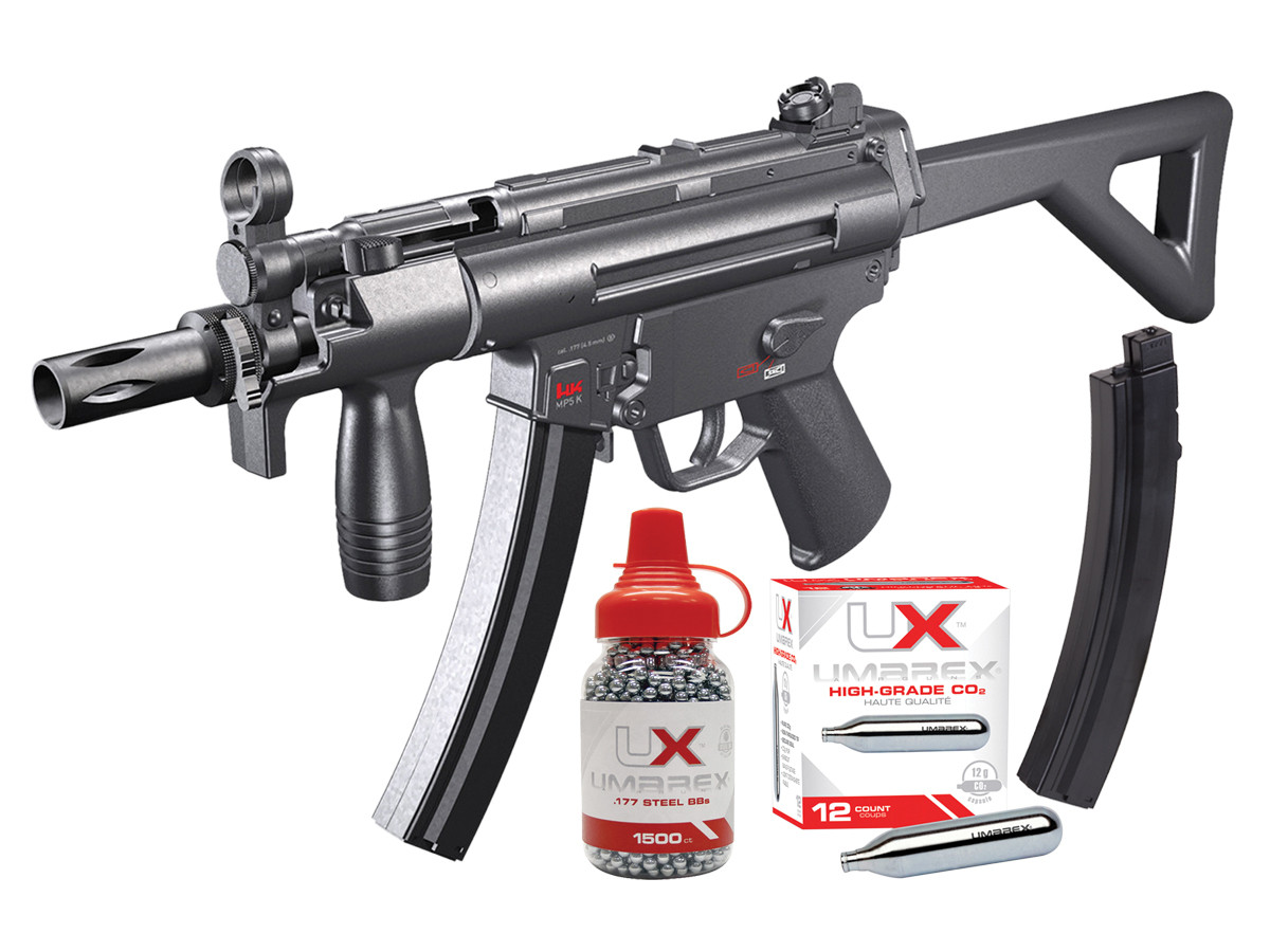 MP5 Silver Storm (H&K MP5-PDW)