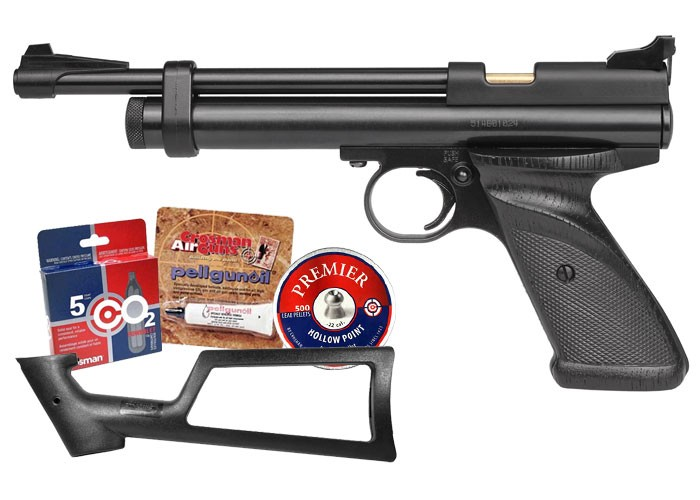 Quick Shot (Crosman 2240 CO2 Pistol)