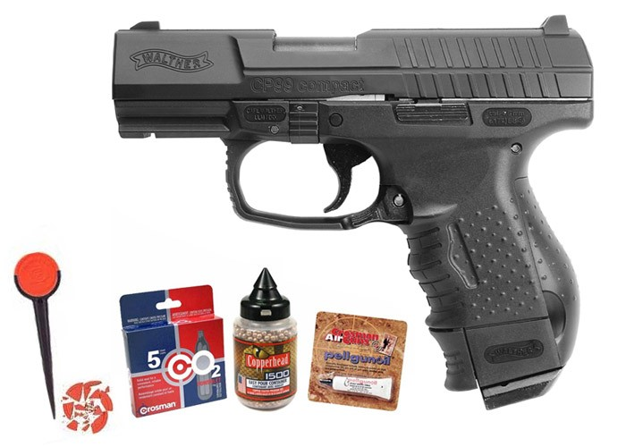 Cheap Agent One Seven Seven (Walther CP99 Compact) 0.177