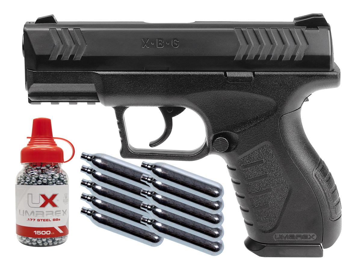 XBG Plinker Pack (Umarex CO2 BB Pistol)