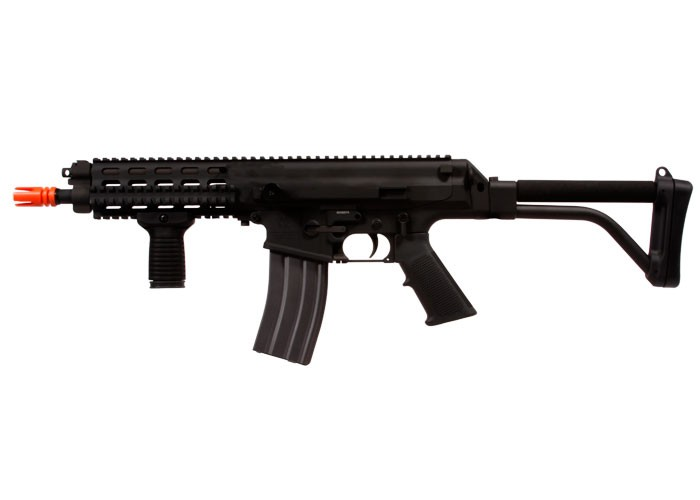 Echo 1/VFC Robinson Armament XCR AEG, Black