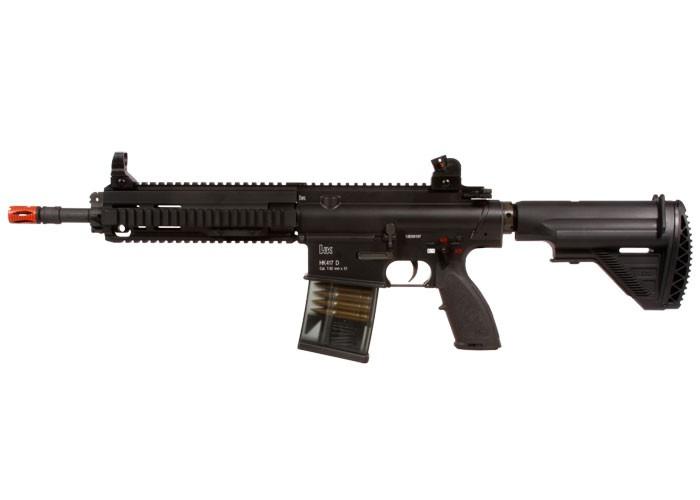 heckler koch h k vfc 417 aeg metal airsoft rifle airsoft guns. Black Bedroom Furniture Sets. Home Design Ideas