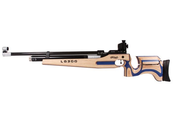 Walther LG300-XT Junior Air Rifle, Laminated Stock